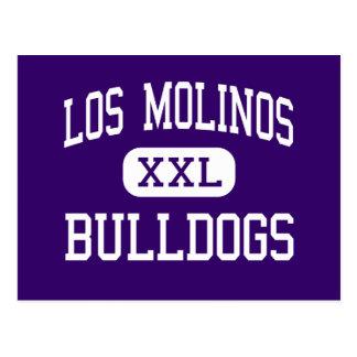 Los Molinos - Bulldogs - High - Los Molinos Postcard