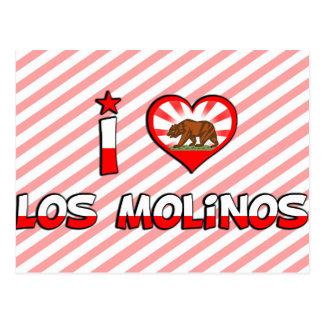 Los Molinos, CA Postcard