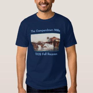 Los molinos de Camperdown camiseta de la reunión Remeras