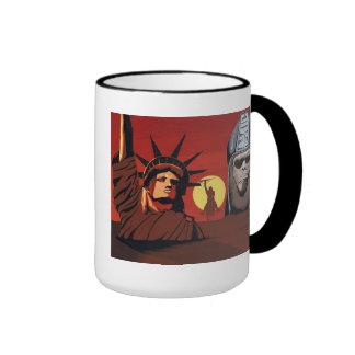 Los monos gobiernan la taza del mundo