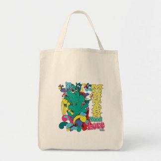 los monstruos necesitan amor también bolsas de mano