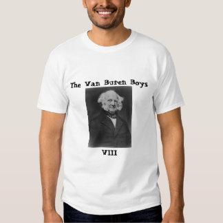 Los muchachos de Van Buren Playera