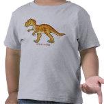 Los muchachos Dino-Pudieron Camisetas