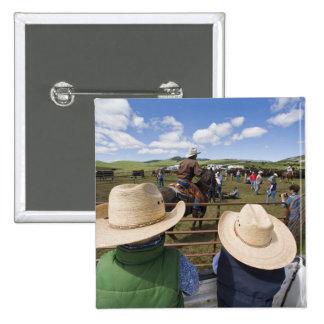 Los muchachos jovenes admiten el rancho 2007 de Hu Pin Cuadrada 5 Cm