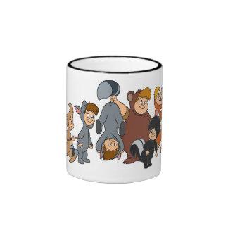 Los muchachos perdidos Disney Tazas De Café