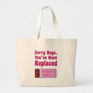 Los muchachos tristes, le han substituido bolsa