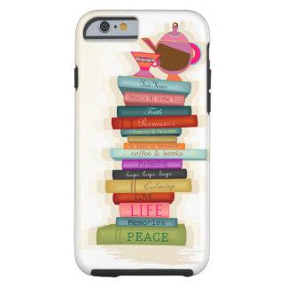 Los muchos libros de la vida funda resistente iPhone 6