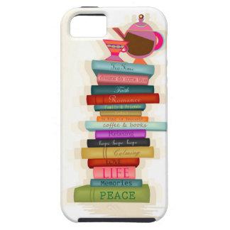 Los muchos libros de la vida iPhone 5 fundas