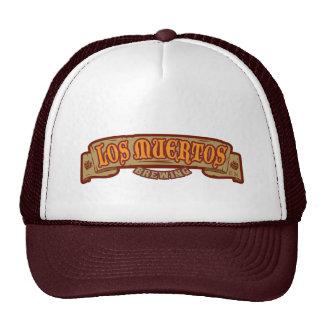 Los Muertos Brewing Banner Trucker Trucker Hat