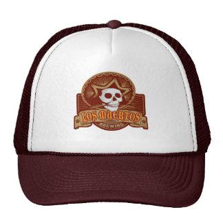 Los Muertos Calevera Trucker Hat
