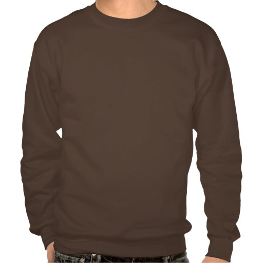 Los muertos vivos están mirando - suéter pull over sudadera
