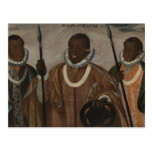 Los mulatos de Esmeraldas (Mulattos of Esmeraldas Postcard