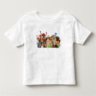 Los Muppets 2 Playera De Bebé
