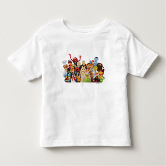 Los Muppets 2 Playeras