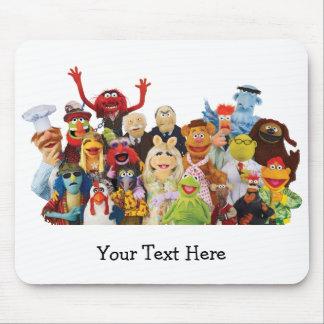 Los Muppets 2 Alfombrilla De Raton