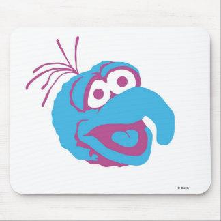 Los Muppets Gonzo Disney sonriente Alfombrilla De Ratones