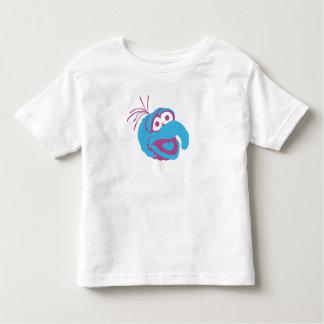 Los Muppets Gonzo Disney sonriente Playera De Bebé