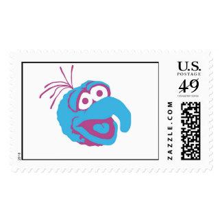 Los Muppets Gonzo Disney sonriente Sellos Postales