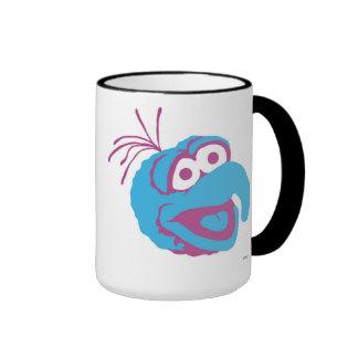 Los Muppets Gonzo Disney sonriente Taza De Dos Colores