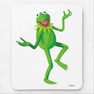 Los Muppets Kermit que baila Disney Mousepads