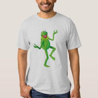 Los Muppets Kermit que baila Disney Playeras