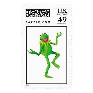 Los Muppets Kermit que baila Disney Sellos