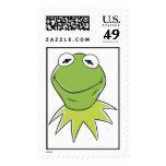 Los Muppets Kermit similing Disney