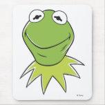 Los Muppets Kermit similing Disney Mousepads
