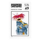 Los Muppets Pepe que coloca Disney Estampillas