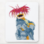 Los Muppets Pepe que coloca Disney Mouse Pads