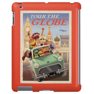Los Muppets viajan al globo Funda Para iPad