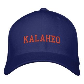 Los mustangos de Kalaheo cupieron los gorras Gorra De Beisbol Bordada
