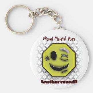 ¿Los Muttahida Majlis-E-Amal sonríen, otra ronda? Llavero Redondo Tipo Pin