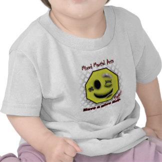Los Muttahida Majlis-E-Amal sonríen, tienen Niza Camiseta