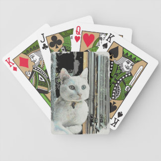 Los naipes de la serenidad cartas de juego
