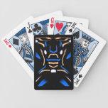 Los naipes del rey del EL Toro Baraja Cartas De Poker