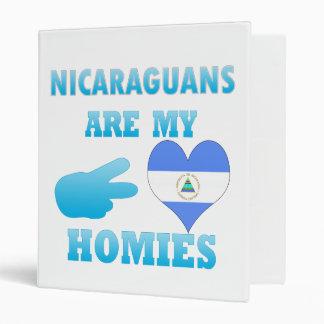 Los Nicaraguans son mi Homies