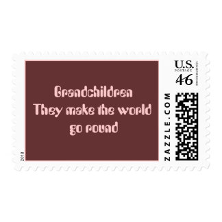 Los nietos hacen que el mundo va alrededor