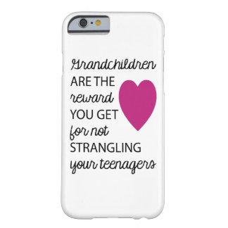 Los nietos son el caso del iPhone 6 de la Funda De iPhone 6 Barely There