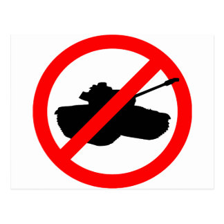 ¡Los ningunos tanques! Tarjetas Postales
