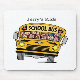 Los niños de Jerry - Mousepad Alfombrillas De Raton