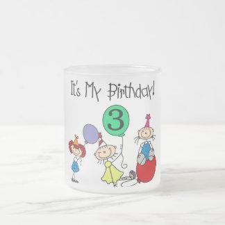 Los niños del palillo van de fiesta las 3ro camise tazas