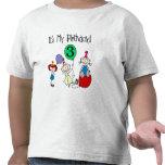 Los niños del palillo van de fiesta las 3ro camisetas