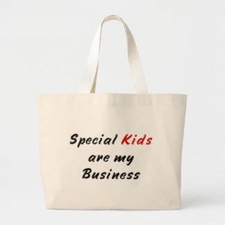 Los niños especiales son mi bolso del profesor del bolsa