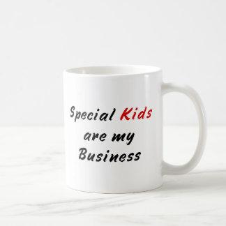 Los niños especiales son mi taza del profesor del