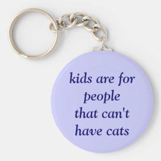 los niños están para la gente que no puede tener g llavero redondo tipo pin