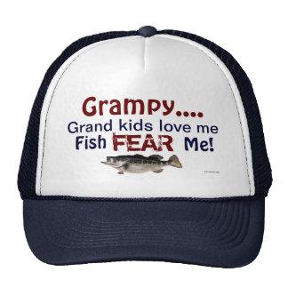 Los niños magníficos de Grampy… me aman que los pe Gorros Bordados