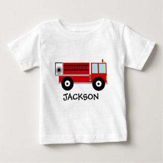 Los niños personalizaron la camiseta del coche de