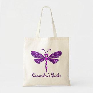 Los niños púrpuras de la libélula nombraron la bol