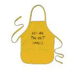 Los niños son los mejores cocineros:) embroma el d delantal